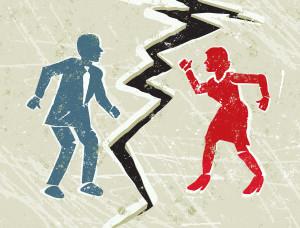 la séparation de corps suite à un divorce