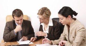 Négocier avec son époux et son avocat
